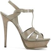 Saint Laurent Tribute sandals - women - Leather - 36