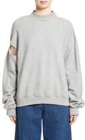 Y/Project Women's Cutout Sweatshirt