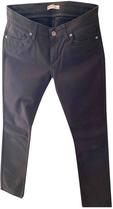 Liu Jo Liu.jo Brown Cotton - elasthane Jeans for Women