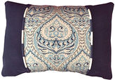 Kim Salmela Willow Blues 14x20 Pillow, Ivory