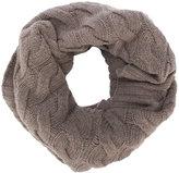 Max Mara knitted scarf