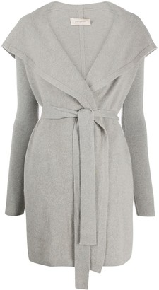 Gentry Portofino Cashmere Knit Robe Cardi-Coat