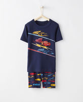 Hanna Andersson Disney•Pixar Cars 3 Short John Pajamas In Organic Cotton