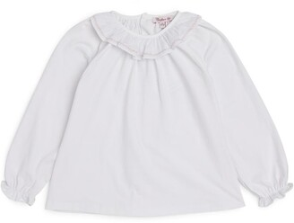 Trotters Lucy Ruffle Blouse (2-11 Years)