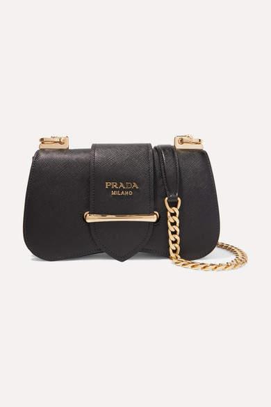 61e94f5b3 Prada Chain Strap Shoulder Bags - ShopStyle