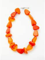 Jackie Brazil Flintstone Necklace