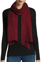 MIXIT Mixit Solid Oblong Scarf