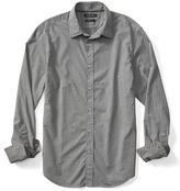 Banana Republic Grant-Fit Distressed Dot Custom Wash Shirt