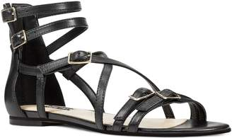 Nine West Lorna Women's Leather Gladiator Sandals