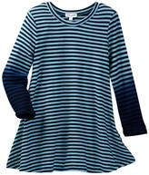 Splendid Icy Stripes Dress (Toddler Girls)