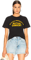 LOCAL AUTHORITY for FWRD Mutual Consent Crop Tee
