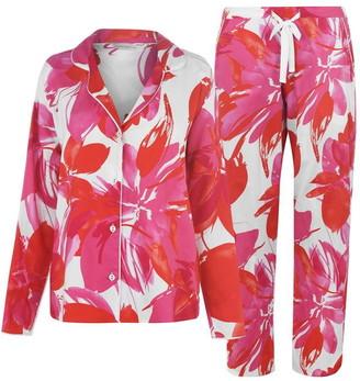 Cyberjammies Floral Pyjama Set
