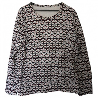 Petit Bateau Ecru Cotton Knitwear for Women