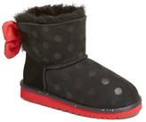 UGG x Disney Sweetie Bow Boot (Walker, Toddler, Little Kid & Big Kid)