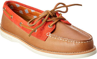Sperry A/O Premium Leather Boat Shoe