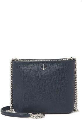 Kate Spade Polly Small Leather Convertible Crossbody Bag