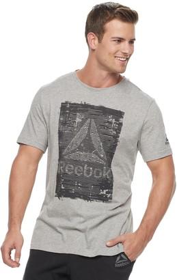Reebok Men's Graphic Tee
