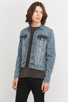 Cheap Monday Staple Blue Block Denim Jacket