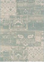 """Couristan Afuera Indoor/Outdoor Country Cottage 5'3"""" x 7'6"""" Area Rug"""