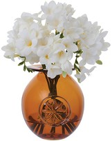 Dartington Flower Globe Vase