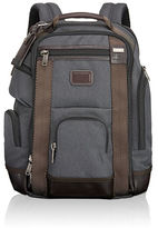 Tumi Alpha Bravo Shaw Deluxe Ballistic Nylon Backpack