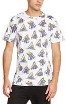 Eleven Paris Men's Alhom M Empire Short Sleeve T-Shirt