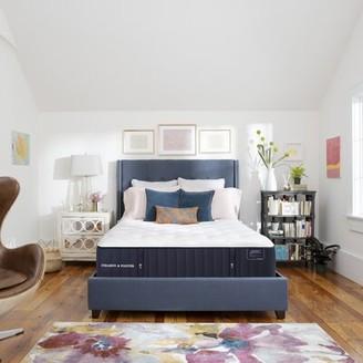 """Stearns & Foster Lux Estate 14.5"""" Plush Innerspring Mattress Mattress Size: King"""