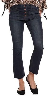 American Rag Juniors' Kick Flare Jeans