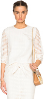 Jenni Kayne Diamond Lace Top