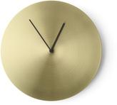 Menu Metallic Wall Clock