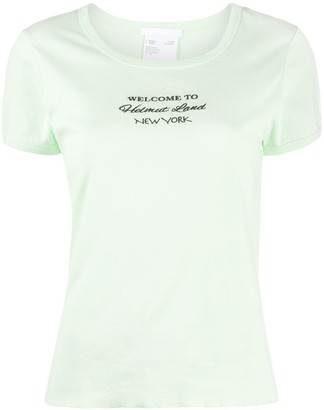 Helmut Lang Helmut Land T-shirt