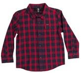 Volcom Fulton Flannel Shirt (Big Boys)