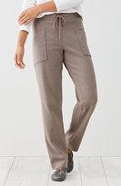 J. Jill Pure Jill Angled-Pocket Pants