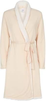 Eberjey Fleece-Lined Robe