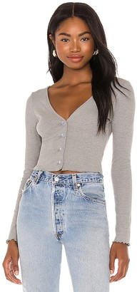 Lovers + Friends Rosie Cropped Top
