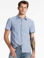 Lucky Brand Seersucker Picnic Shirt