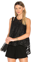 Thurley Baroque Beauty Tank in Black. - size 6/XS (also in )