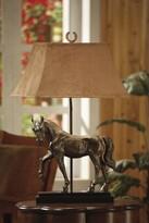 3.1 Phillip Lim Angelena Horse Buffet Lamp Millwood Pines