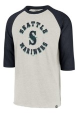 '47 Seattle Mariners Men's Retrospect Raglan T-Shirt
