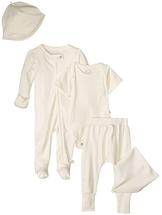 Finn + emma Neutral Footie/Bodysuit/Pants/Hat/Bib (Infant)