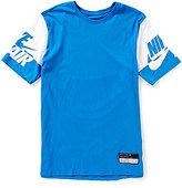 Nike Sleeves Short-Sleeve Crewneck Tee