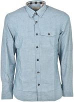 Burberry Buttoned Chest Pocket Shirt
