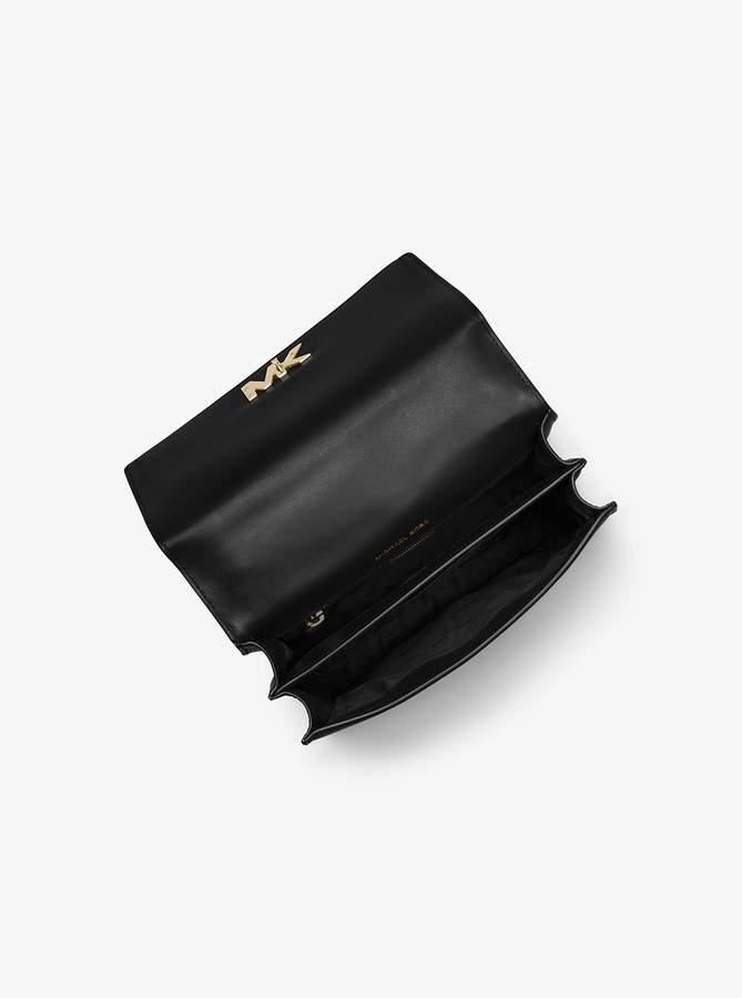 MICHAEL Michael Kors Mott Leather Crossbody