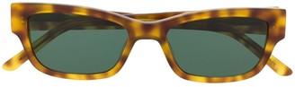 Han Kjobenhavn Moon Raven sunglasses