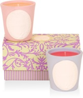 The Well Appointed House Laduree Mini Candle Set: Wild Strawberry and Brioche - IN STOCK IN OUR GREENWICH STORE FOR QUICK SHIPPING