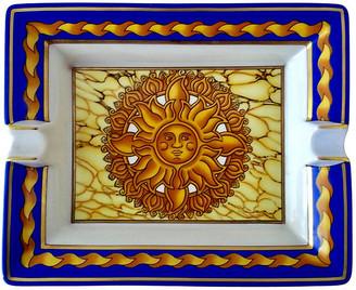One Kings Lane Vintage Hermes Mediterranean Sol Ashtray - The Montecito Collection