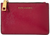 Marc Jacobs Saffiano Tricolor Top Zip Multi Case