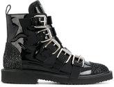 Giuseppe Zanotti Design Multi-buckled boots