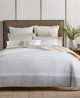 Charter Club Damask Designs Woven Stripe 300-Thread Count 3-Pc. King Comforter Set, Created for Macy's Bedding