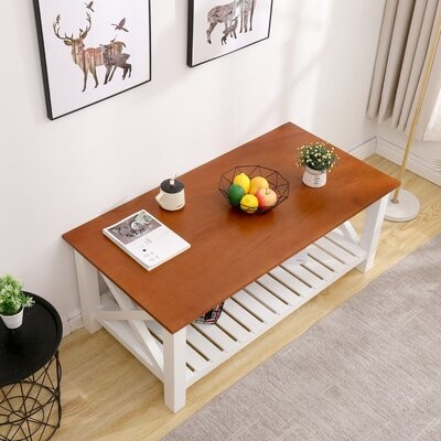 Wooded Coffee Table Shop The World S Largest Collection Of Fashion Shopstyle